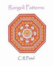 Rangoli Patterns by C. R. Patel (2008, Paperback)