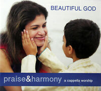 Keith Lancaster & the Acappella Company BEAUTIFUL GOD NEW CD Praise & Harmony