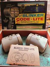 Navy Blinker Code Lite - 1960s