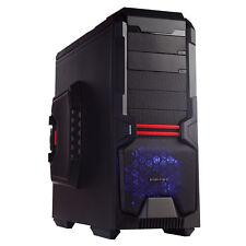 Hiditec CH30XZ1009 XZ1 Full-Tower Negro carcasa de ordenador