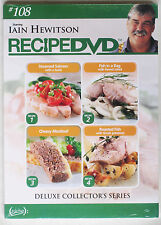 Iain Hewitson Deluxe Collector'e Series Recipe DVD #108 -new
