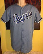3d5fe41fe Youth Majestic MLB Kansas City Royals Jose Guillen  11 Stitched Jersey Size  XL