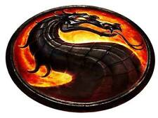 Mortal Kombat Pop Culture Statue Base Sticker Emblem SCORPION