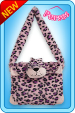 As Seen On TV Pillow Pets Purse Leopard Toy Gift