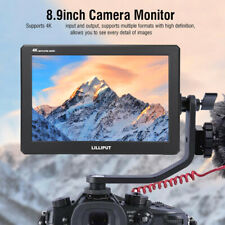 "LILLIPUT A8S 8.9"" Ultra Slim IPS Full HD 4K HDMI 3G-SDI On-camera Field Monitor"