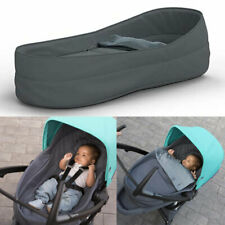 Brand New Quinny Newborn Cocoon Footmuff CosyToes in Graphite RRP£79.99