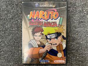 Naruto Clash Of Ninja European Version Gamecube UK PAL (English UKV version)