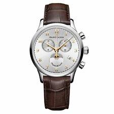 Maurice Lacroix LC1087SS001121 Women's Les Classiques Silver-Tone Quartz Watch