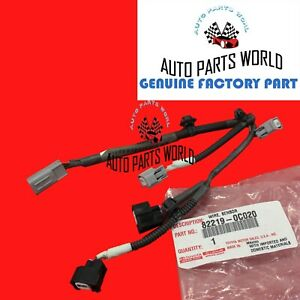 GENUINE TOYOTA 08-20 SEQUOIA TUNDRA 5.7L KNOCK SENSOR WIRE HARNESS 82219-0C020