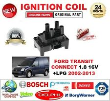 PER FORD TRANSIT CONNECT 1.8 16V +LPG 02-13 BOBINA D'ACCENSIONE 3 PIN TIPO M4