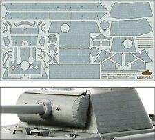 Tamiya ZIMMERIT COATING SHEET Panther Modelo G Early Production 1 :3 5 ART.12646