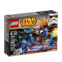 Lego Star Wars 75088 SENATE COMMANDO TROOPERS Battle Blaster Minifigs Clone NISB
