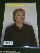 HOTSHOE #160 - JUNE 2009 - HILARY CLINTON by MADAV KANDER
