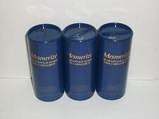 Avon  MESMERIZE Talc Powder for MEN 2.65 oz. LOT of 3