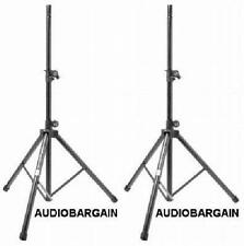 (2) On-Stage SS7761B SPEAKER / LIGHT STANDS FREE SHIPPING USA! BUY IT NOW!
