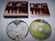 THE BEATLES LIVE AT THE BBC 2 CD FAT BOX ALBUM 69 TITEL MONO EMI