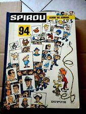 Spirou reliure n°94 année 1964 be