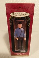 STAR TREK Dr. Leonard H. McCoy Hallmark Keepsake Ornament 1997 NIB MINT!