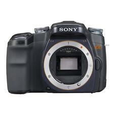 Sony Alpha A100 10.2MP Digital SLR Camera (Body Only)