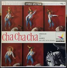 PUPI LOPEZ cha cha merengues & mambos LP VG+ SPLD 31 Vinyl 1957 Record