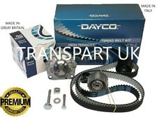 FOR VAUXHALL INSIGNIA 2.0 CDTI DIESEL DAYCO TIMING BELT WATER PUMP KIT LONG LIFE