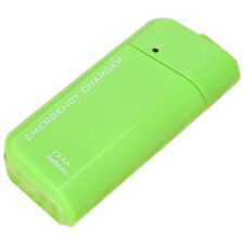 Portable AA Battery Emergency Travel USB Charger Cell Phone Power Bank Case A4K4