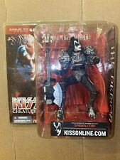 KISS Gene Simmons 'The Demon' McFarlane Toys Creatures Action Figure New Sealed