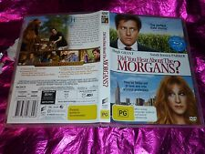 DID YOU HEAR ABOUT THE MORGANS? : (DVD, PG)