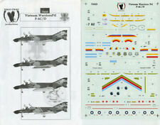 Eagle Strike Decals 1:72 Vietnam Warriors Pt.I F-4 C/D #72025U