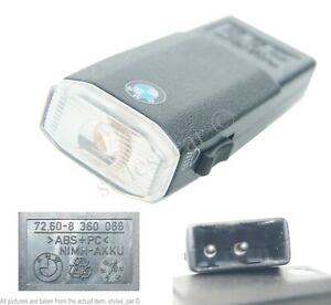8360066 Genuine BMW 3 5 6 7 X3 X5 Z8 Series Chargeable Hand Lamp Flash Light