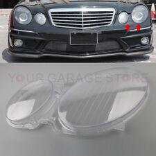 Links Scheinwerferglas Streuscheibe Für Benz W211 E350/300/200 2002-2008