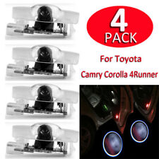 4 Car Door Courtesy LED Projector Ghost Shadow Light for Toyota Welcome Lights