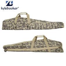 48inch ACU Airsoft Tactical Rifle Soft Padded Case ShotGun Bag Gun Scope Storage