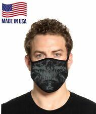 Xtreme Couture Affliction Mask Skeleton Biker Face Mask Skull Washable Reusable