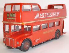 17902 EFE Open Top AEC Routemaster Double Deck Bus Type B Metroline 1:76 Diecast