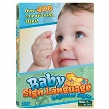 Baby Sign Language Beginner Signs DVD  Learn to Communicate with Your Baby  NEW