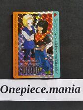 Dragon Ball Z Carte/Card pp card part 17 Prism hard No 718