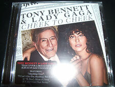 Tony Bennett & Lady Gaga Cheek To Cheek (Australia) CD - New