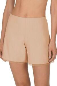 New Women's NATORI 785221 Cafe Half Slip Shorts Size S