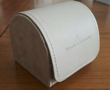 Brand New Jaeger LeCoultre Leather Watch Travel Case