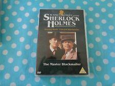Sherlock Holmes: The Master Blackmailer DVD (2003) Jeremy Brett, Hammond (DIR)
