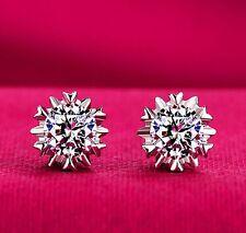 Boucles d'oreilles cadeau Fête parfait Crystal simplicité esthétique généreux