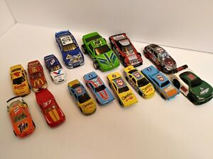 NASCAR Diecast 1:64  Lot of 15 Petty Dale Jr. and misc cars USED