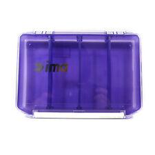 Ima 3010 NDM Tackle Lure Box Case Original 205 x 145 x 40 mm Violet (5452)