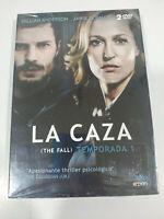 La Chasse The Fall Première Saison 1 Complète DVD Espagnol Anglais Neuf - 3T