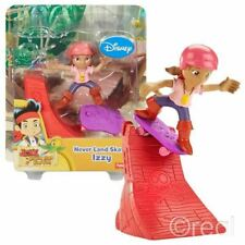 NEW Disney Jake and the Never Land Pirates Skater IZZY Fisher-Price FREE Postage