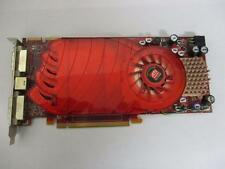 ATI Radeon HD 3850 256MB GDDR3 PCI Express PCIe Dual DVI Video Graphics Card