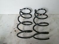 BMW E36 M3 3.2 evo convertible Front coil springs x2 pair factory pink spots 303