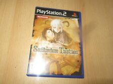 Suikoden Tactics - Sony Ps2 Playstation 2 - Versión Pal