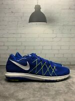 Nike Fury 2 Sneakers Running Athletic Trainers Blue Lightweight Lace Up Size 10